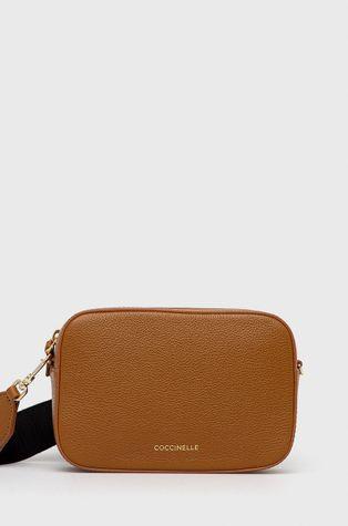 Coccinelle - Kožená kabelka Mini Bag