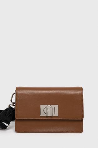 Furla - Kožená kabelka 1927 Soft