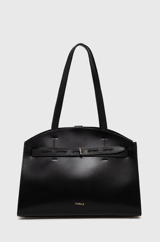 Furla - Bőr táska Margherita