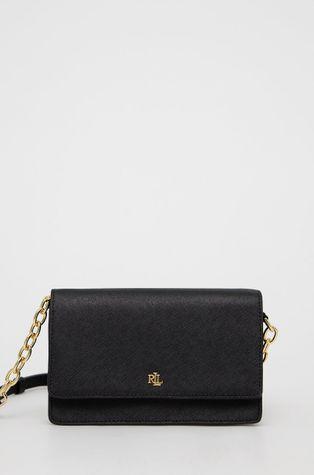 Lauren Ralph Lauren - Δερμάτινη τσάντα