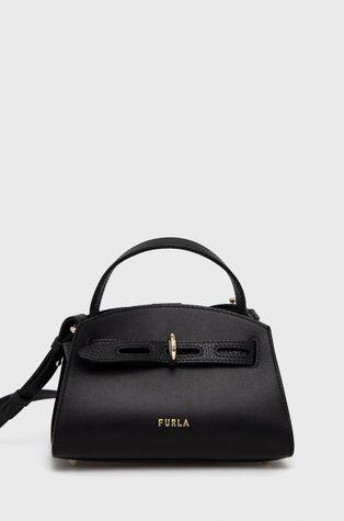 Furla - Кожена чанта Margherita