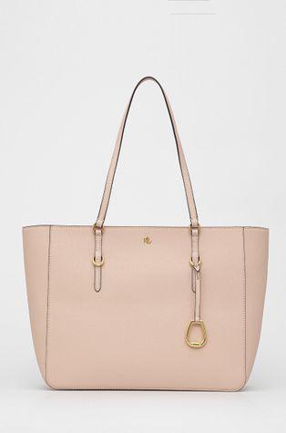 Lauren Ralph Lauren - Kožená taška