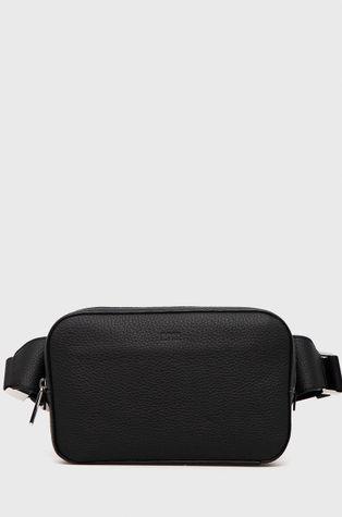 Boss - Δερμάτινη τσάντα φάκελος