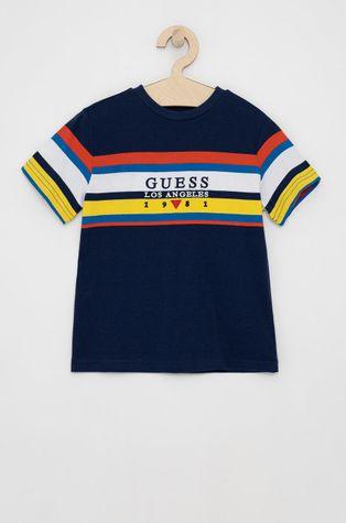 Guess - Dětské bavlněné tričko