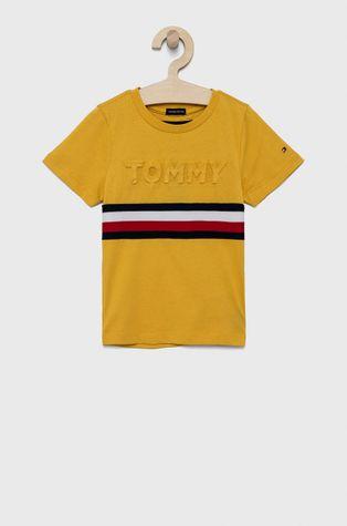 Tommy Hilfiger - Παιδικό βαμβακερό μπλουζάκι