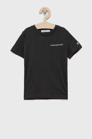 Calvin Klein Jeans - Tricou de bumbac pentru copii