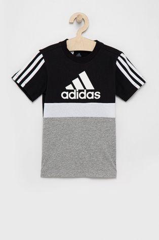 adidas - Tricou de bumbac pentru copii