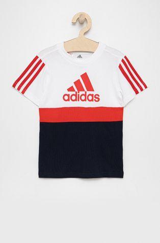 adidas - T-shirt bawełniany dziecięcy