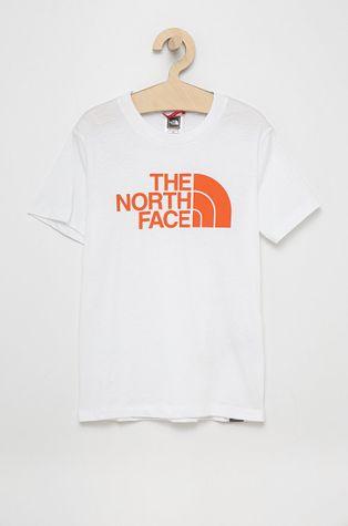 The North Face - Tricou de bumbac pentru copii