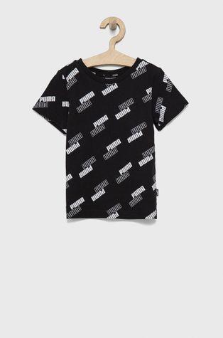Puma - Детская хлопковая футболка