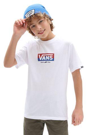Vans - T-shirt bawełniany dziecięcy
