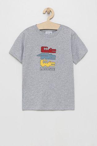 Lacoste - T-shirt bawełniany dziecięcy