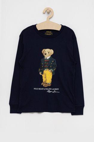Polo Ralph Lauren - Longsleeve bawełniany dziecięcy
