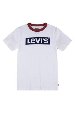 Levi's - Tricou de bumbac pentru copii