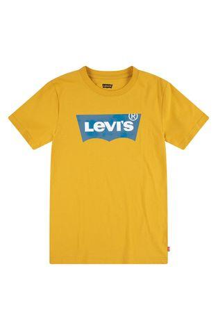 Levi's - T-shirt bawełniany dziecięcy