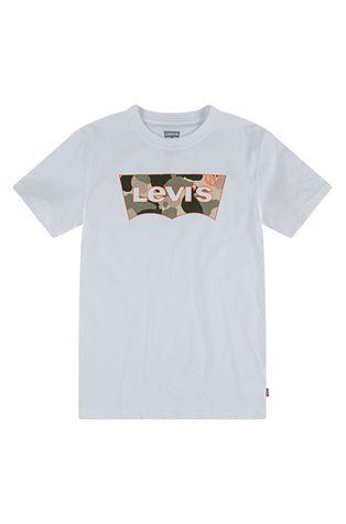 Levi's - Dětské bavlněné tričko