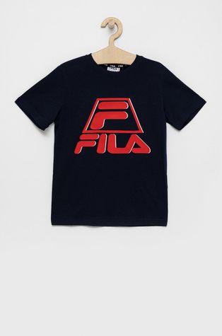 Fila - T-shirt bawełniany dziecięcy