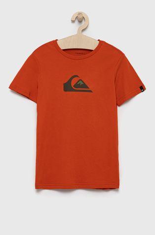 Quiksilver - T-shirt bawełniany dziecięcy