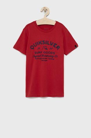 Quiksilver - Tricou de bumbac pentru copii