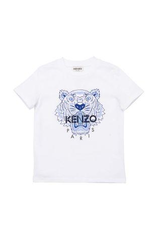 KENZO KIDS - Dětské bavlněné tričko