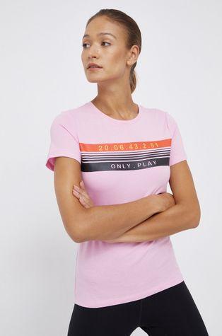 Only Play - Βαμβακερό μπλουζάκι