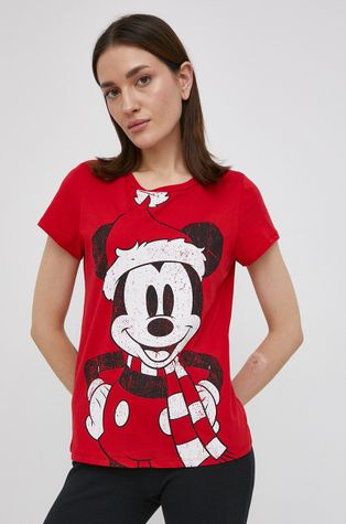 Only - T-shirt bawełniany x Disney