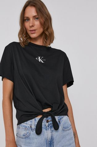 Calvin Klein Jeans - Bavlněné tričko