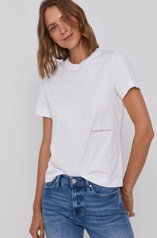Calvin Klein Jeans - Памучна тениска