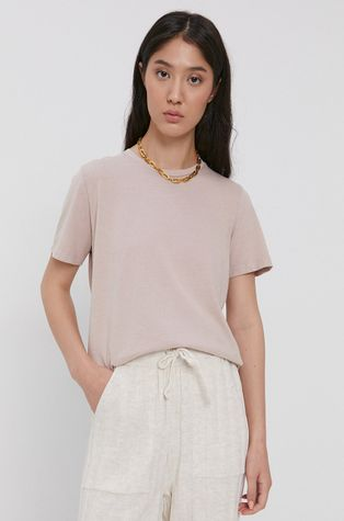 Jacqueline de Yong - T-shirt bawełniany