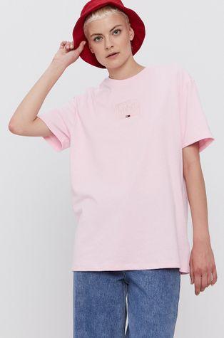 Tommy Jeans - T-shirt bawełniany