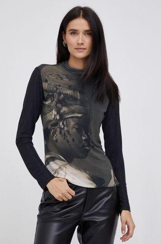 Desigual - Tričko s dlhým rukávom