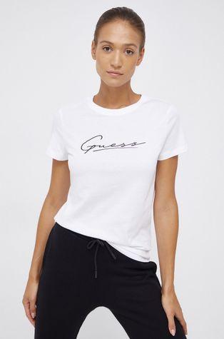 Guess - Памучна тениска