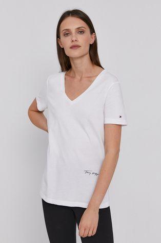 Tommy Hilfiger - Bavlněné tričko
