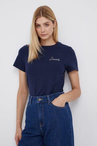 Lacoste - T-shirt bawełniany