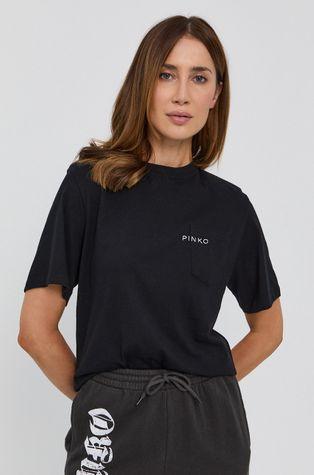 Pinko - T-shirt bawełniany