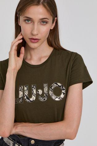 Liu Jo - Bavlněné tričko