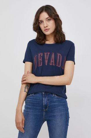 JDY - T-shirt bawełniany