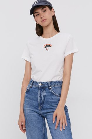 Puma - Хлопковая футболка
