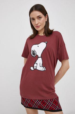 Only - T-shirt bawełniany x Peanuts