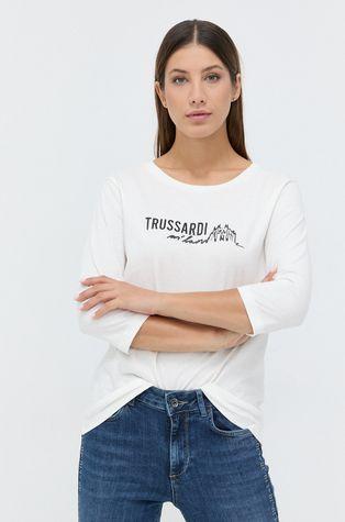 Trussardi - Longsleeve bawełniany
