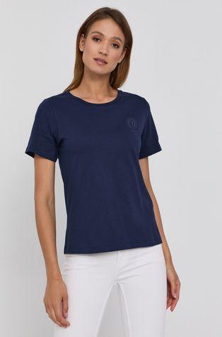 Trussardi - Bavlněné tričko