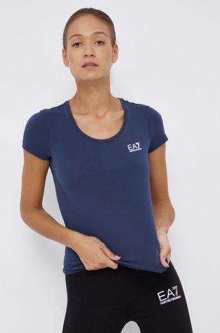 EA7 Emporio Armani - T-shirt bawełniany