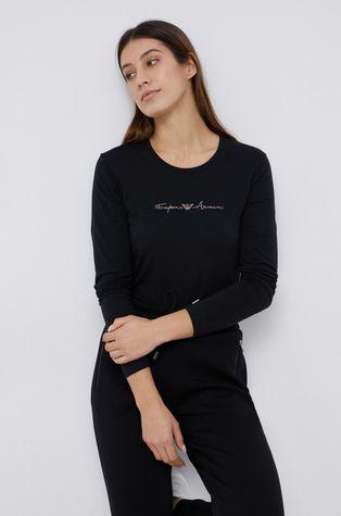 Emporio Armani Underwear - Блуза с дълги ръкави