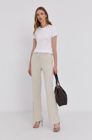 Elisabetta Franchi - T-shirt bawełniany