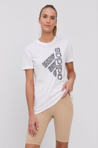 adidas - T-shirt bawełniany