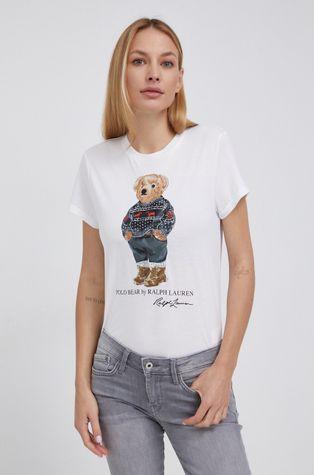 Polo Ralph Lauren - Βαμβακερό μπλουζάκι