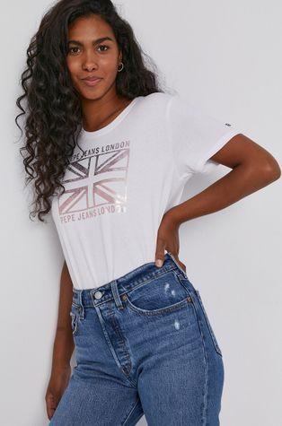 Pepe Jeans - Bavlněné tričko Zeldas