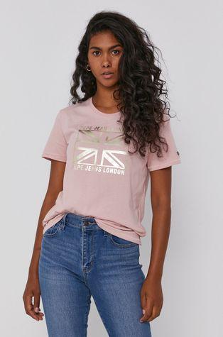 Pepe Jeans - T-shirt bawełniany Zeldas