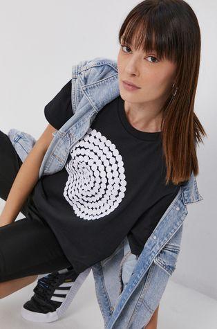 Adidas Performance - T-shirt bawełniany x Marimekko