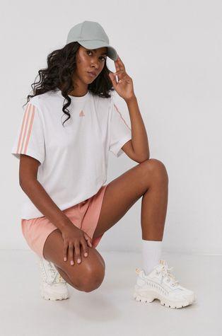 adidas - Бавовняна футболка